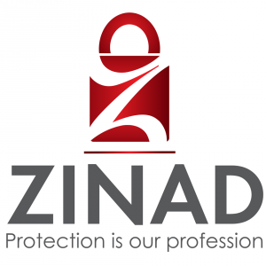 ZINAD IT徽标