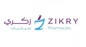 Zikry-Pharmacies徽标