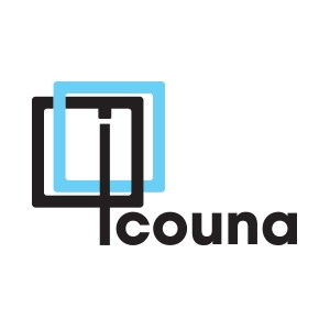 icouna徽标