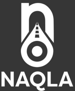 Naqla徽标