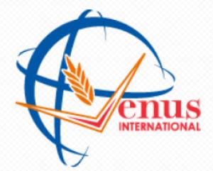 金星国际徽标