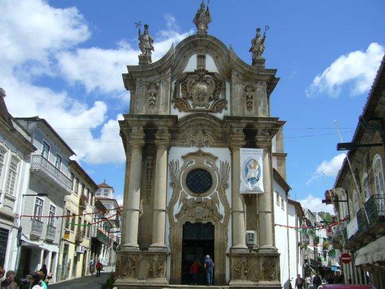 Église São Paulo/ Nouvelle chapelle