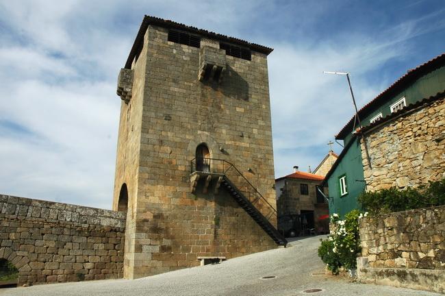 Torre de Ucanha