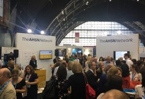 AHSN Network Stand