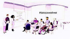 Data saves lives website image