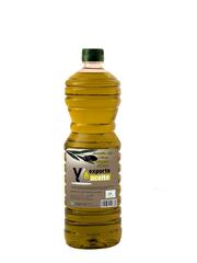 YoExportoAceite botella de plástico de 1litro.