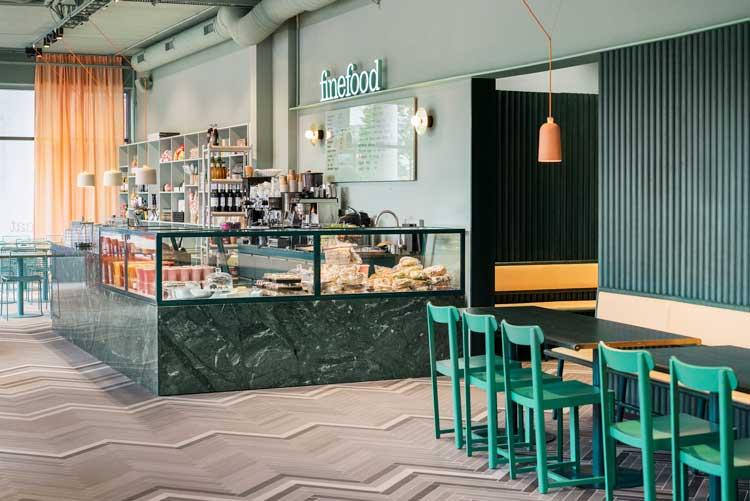 Finefood, Stockholm