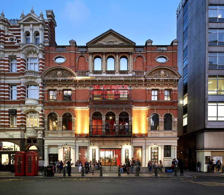 Royal Court Theatre, London