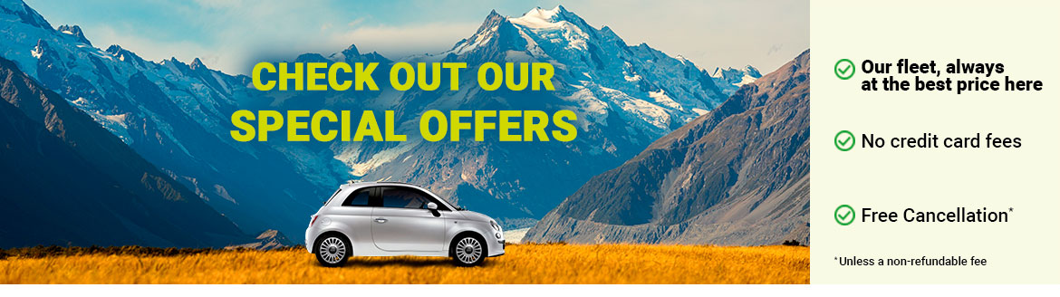 Cheap Car Rental At The Best Price Goldcar Rent A Car