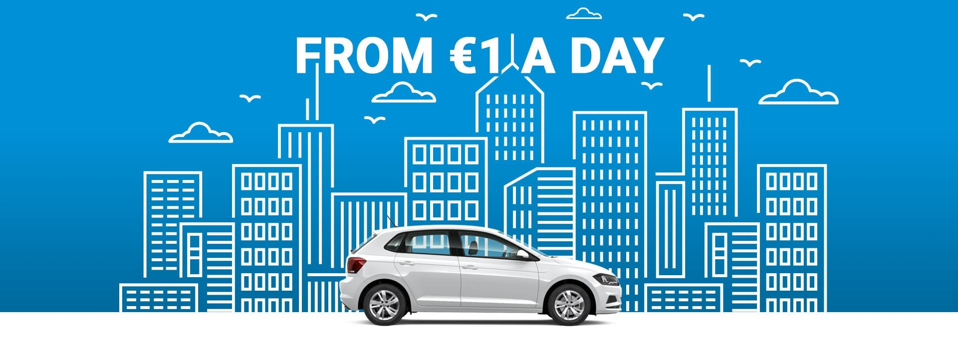 Low Cost Car Hire at more than 40 countries - InterRent