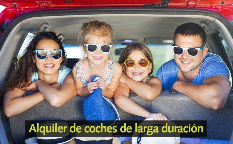Alquiler de autos larga duración