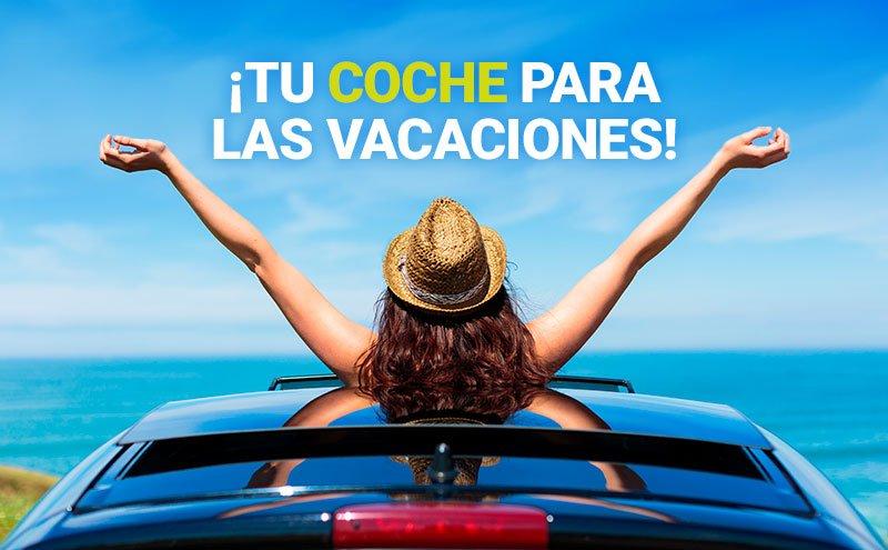 alquiler coche en vacaciones