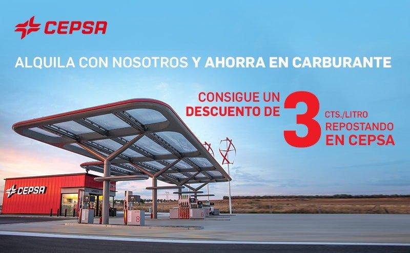 alquiler de coches en canarias gasolina