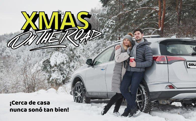 alquiler de coches en navidad