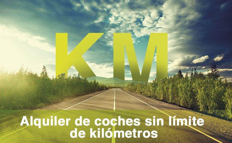 renta de autos sin limite de kilometros