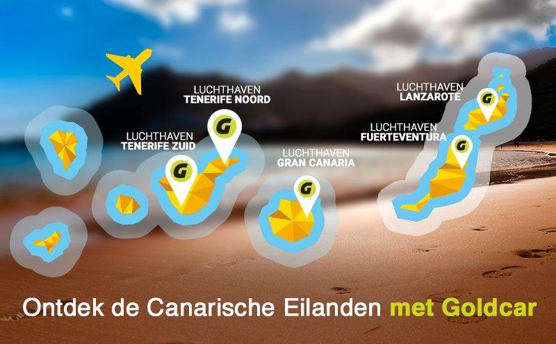 autoverhuur canarische eilanden