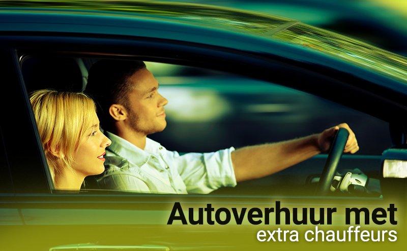 Auto huren met extra bestuurder