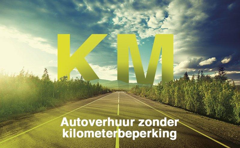 Onbeperkt aantal kilometers
