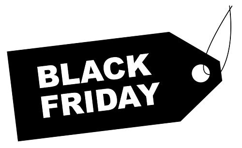Black Friday online autoverhuur deals