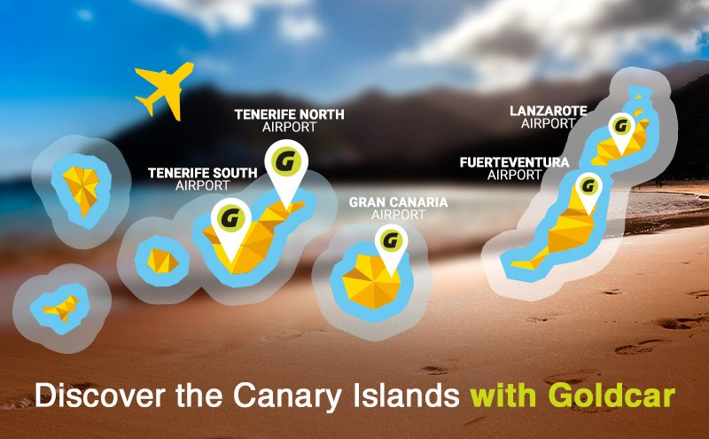Rental car Canary Islands