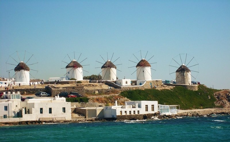 Car rental in the Greek islands