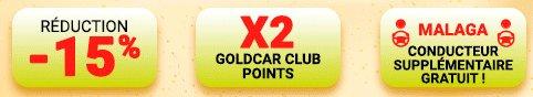 goldcar club offres location de voitures