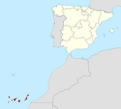 îles canaries espagne