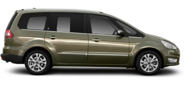 7 minivan ford galaxy
