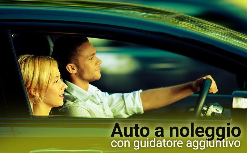 Noleggio Auto con guidatore aggiuntivo