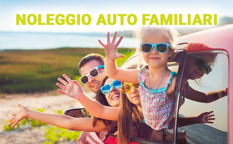 Noleggio Auto Familiari