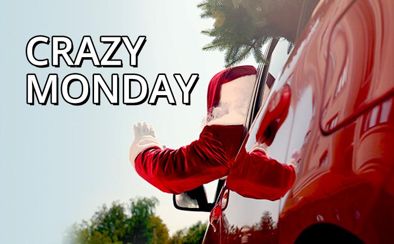 Crazy Monday