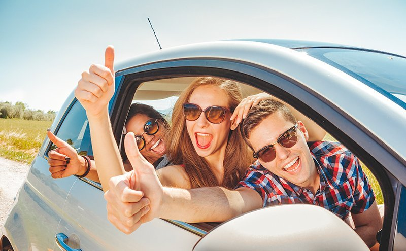students car hire discounts