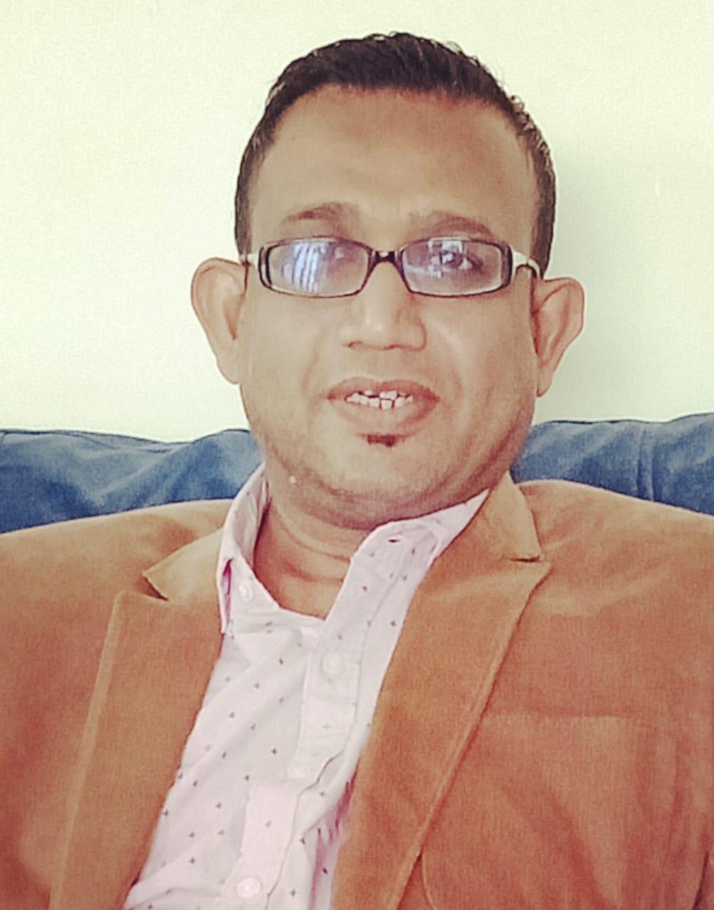 Bishwajeet M