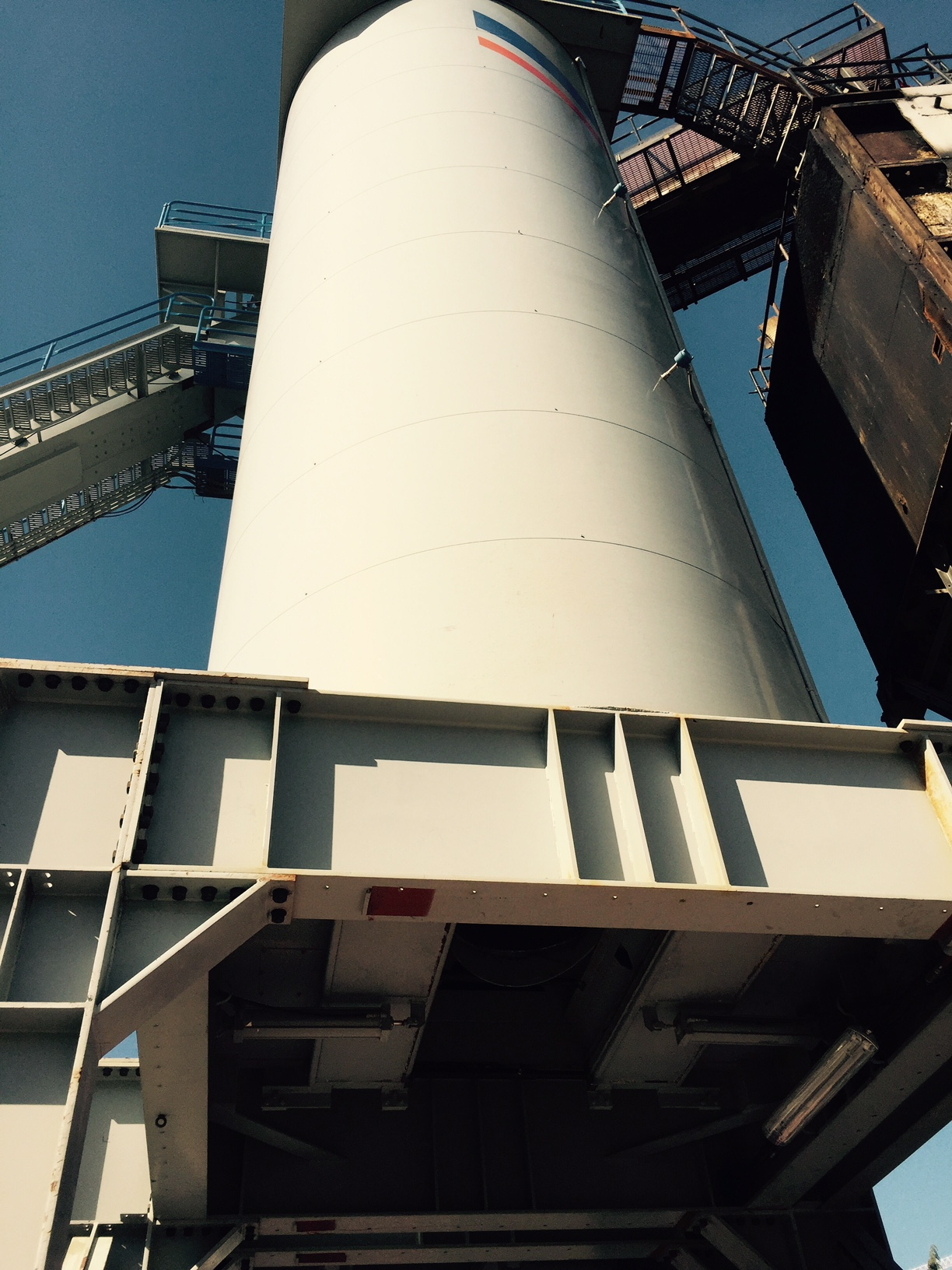 Duroxite 200 silo liner plate in construction industry
