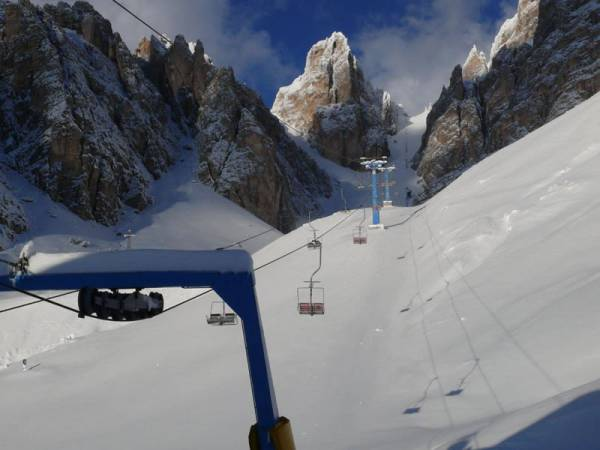 Cortina d'ampezzo Cortinacube