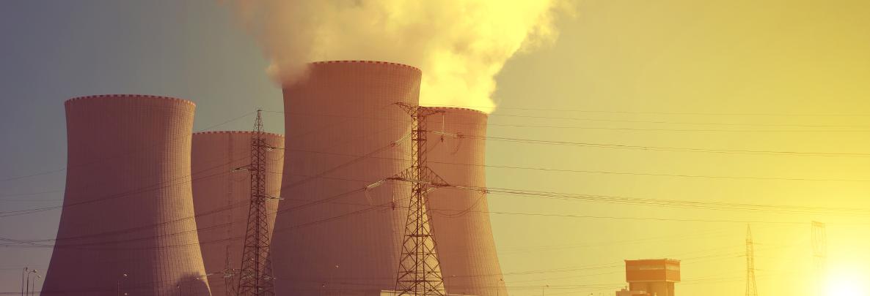 énergie nucléaire centrale
