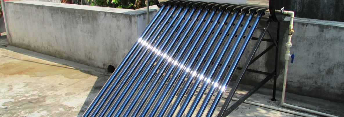 chauffe-eau solaire, solaire, panneaux solaires
