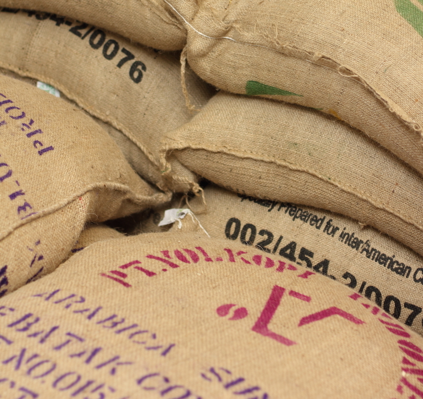 picture of coffee bags