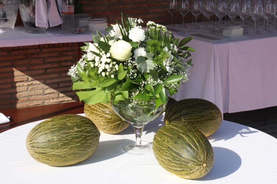 Los melones Vicentin