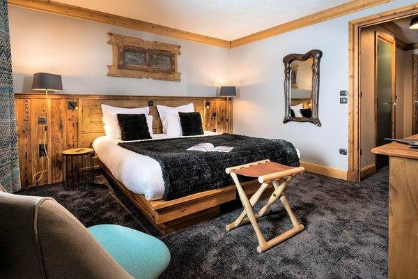 slaapkamer-hotel-les-suites-du-montana-tignes-wintersport-frankrijk-interlodge