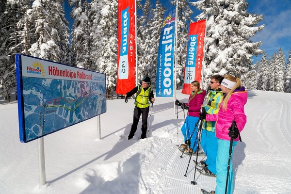 filzmoos-schneeschuh-salzburger-sportwelt-amade-wintersport-oostenrijk-interlodge