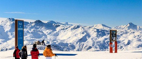 vallee-de-courchevel-la-tania-les-trois-vallees-wintersport-frankrijk-interlodge
