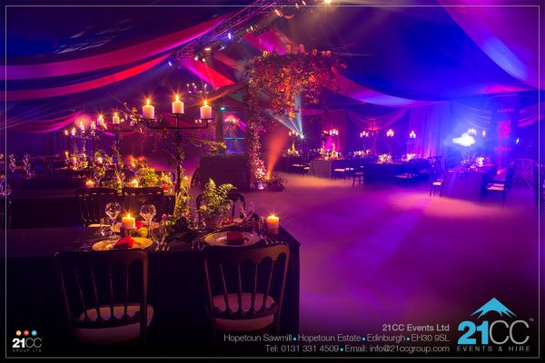 Game of Thrones event company scotland by 21CC Events Ltd