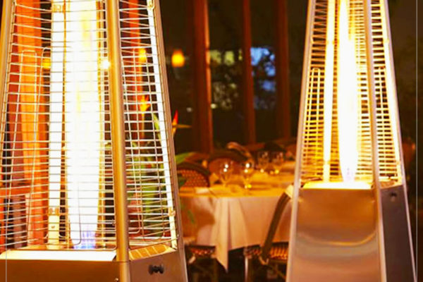 Hire & Dressing Heaters