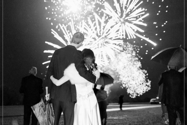 wedding fireworks by 21CC fireworks Ltd