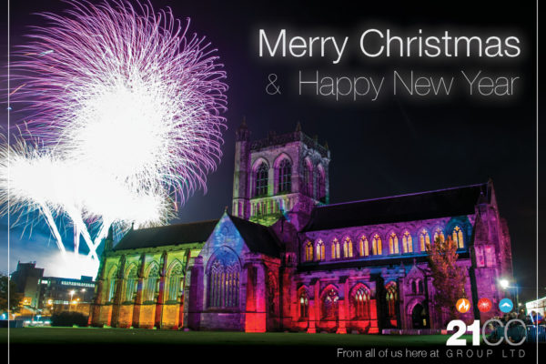 New Year Fireworks & A Merry Christmas!