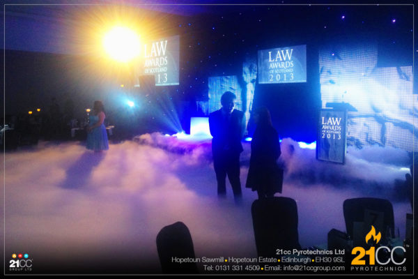 Awards & Launches Fog