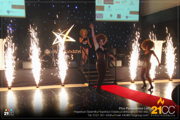 Awards & Launches Fountains