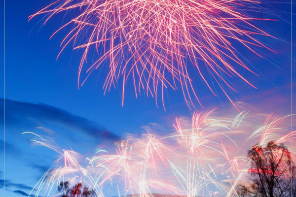 corporate firework displays