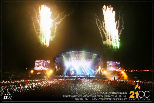 21cc Pyrotechnics for National and Major Events